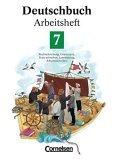 Deutschbuch, Erweiterte Ausgabe, neue Rechtschreibung, 7. Schuljahr