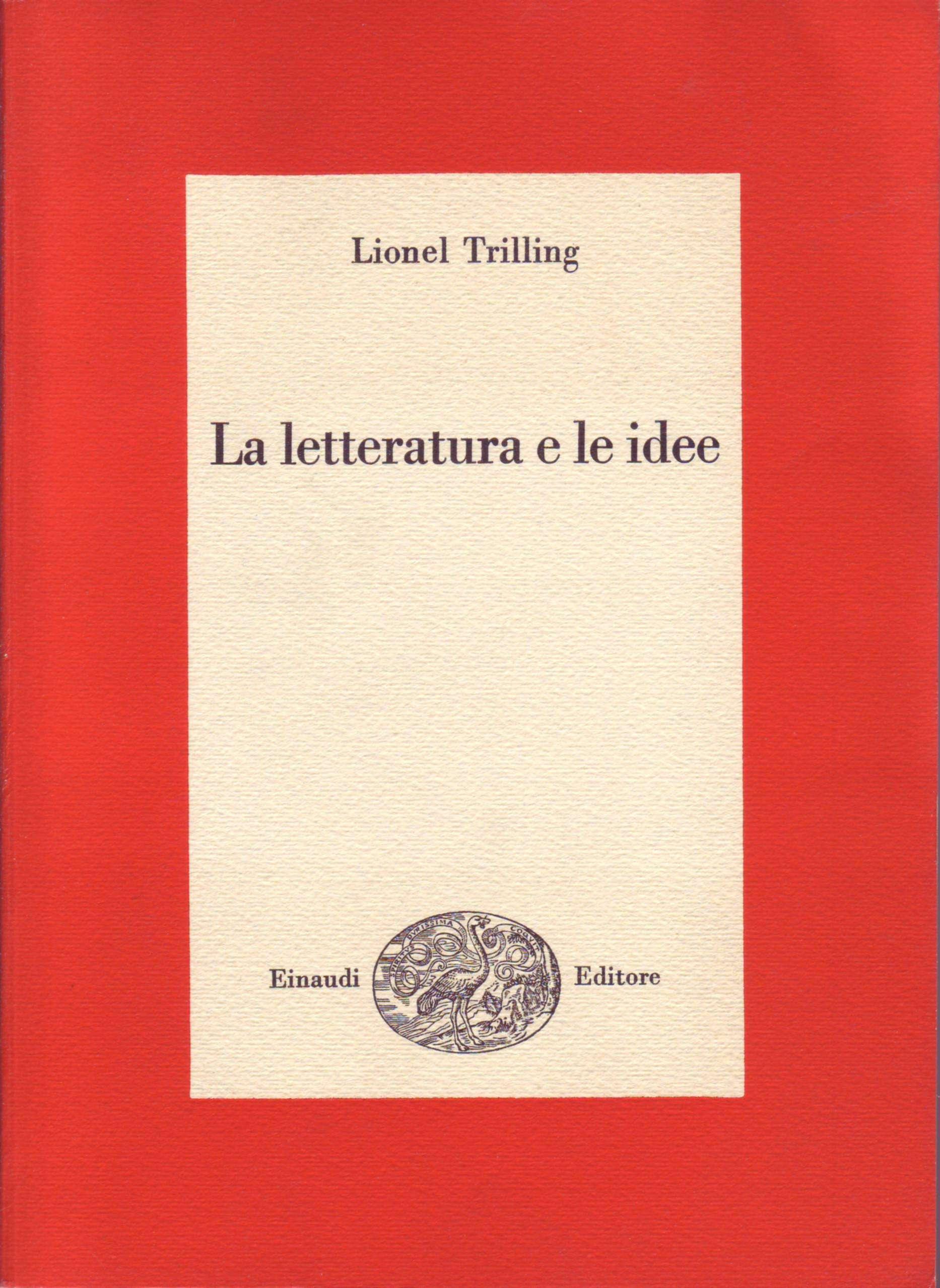 La letteratura e le ...