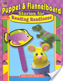 Puppet and Flannelboard Stories for Reading Readiness