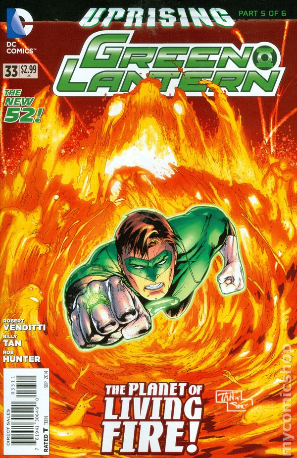 Green Lantern Vol.5 #33