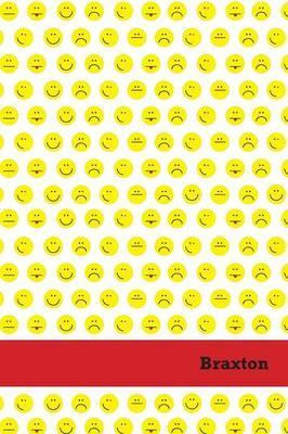 Etchbooks Braxton, Emoji, College Rule, 6 X 9', 100 Pages
