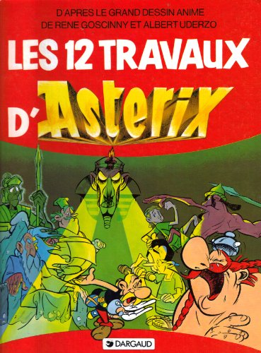 Asterix French Dargaud