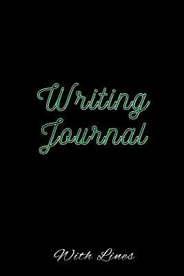 Writing Journal With Lines