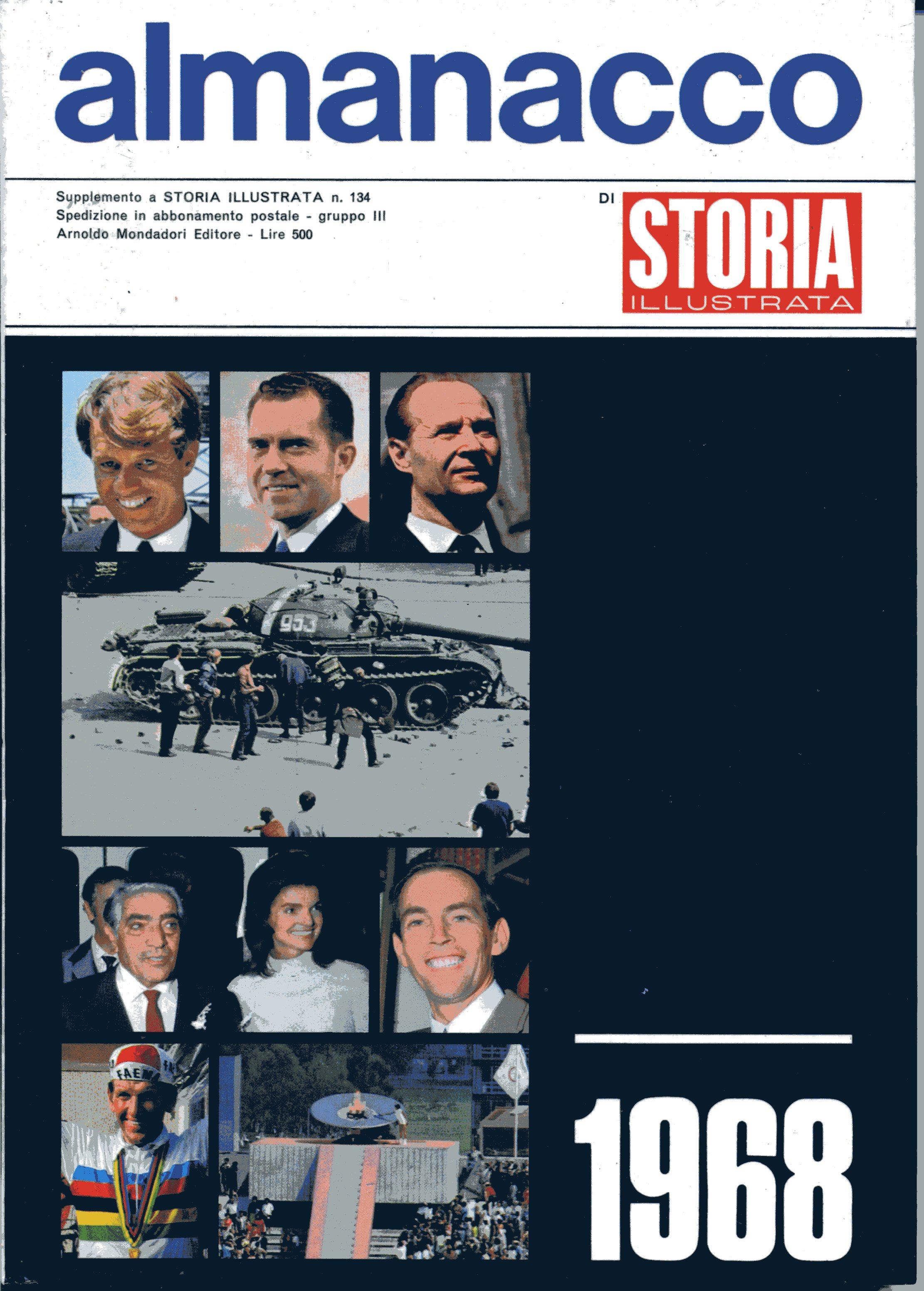 Almanacco di Storia Illustrata 1968
