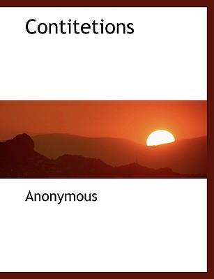 Contitetions