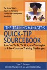 The Training Manager's Quick-Tip Sourcebook