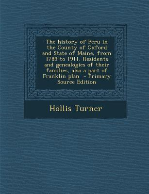 The History of Peru ...