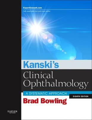 Kanski's Clinical Ophtalmology, A Systematic Approach, 8th edition