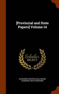 [Provincial and Stat...