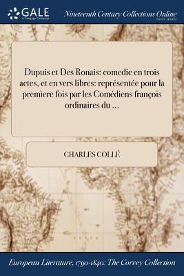 Dupuis et Des Ronais