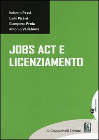 Jobs act e licenziamento