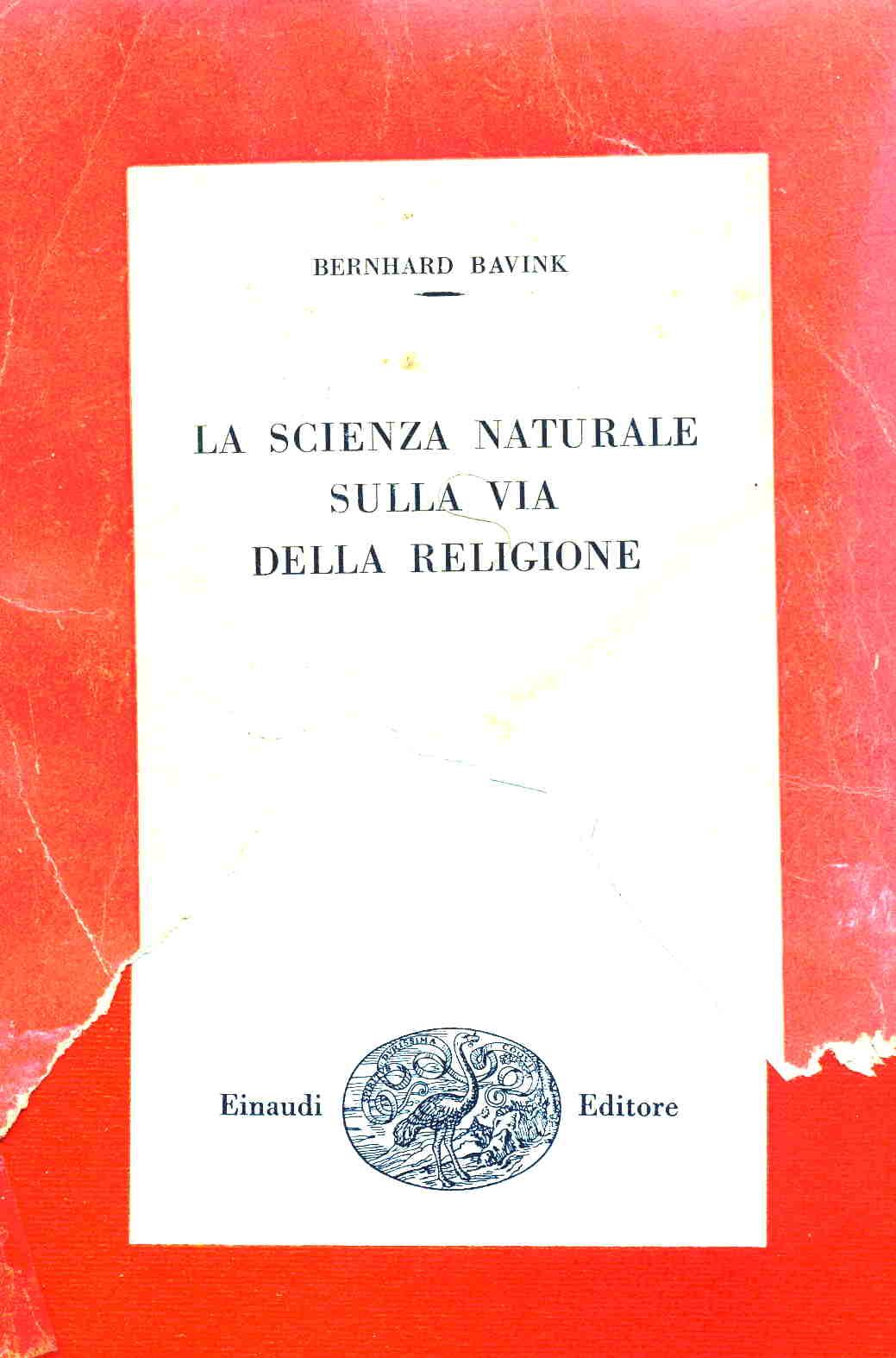 La scienza naturale sulla via della religione