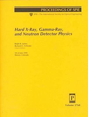 Hard X-Ray, Gamma-Ray, and Neutron Detector Physics