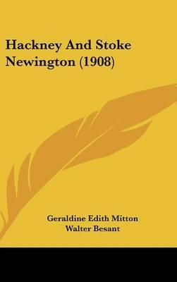 Hackney and Stoke Newington (1908)