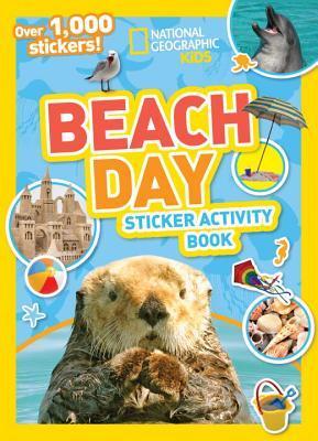 Beach Day Sticker Activity Book