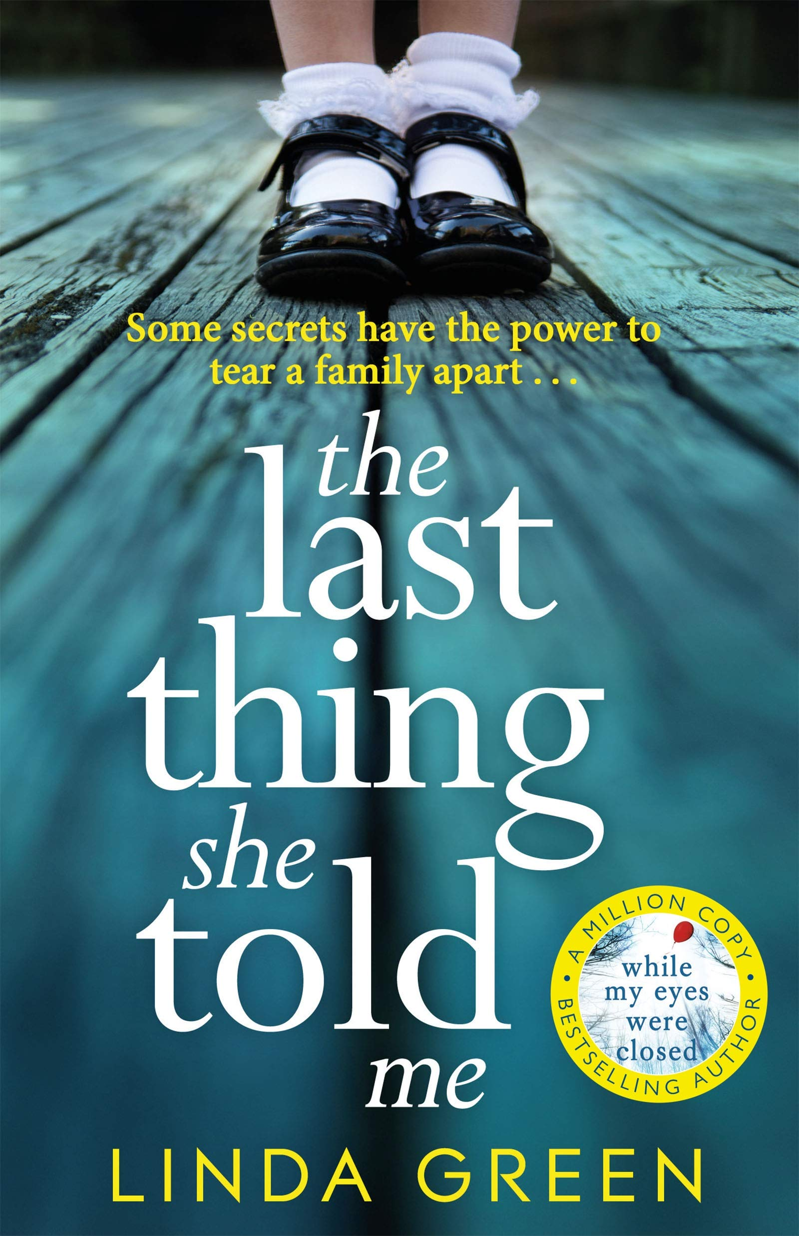 The Last Thing She T...