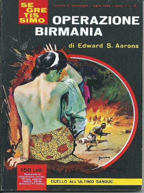Operazione Birmania