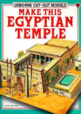 Make This Egyptian Temple