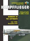Kampfflieger- Bombers of the Luftwaffe 1933-1940, Volume 1