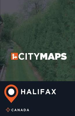 City Maps Halifax Canada