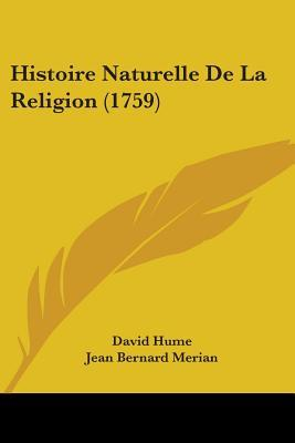 Histoire Naturelle de La Religion (1759)