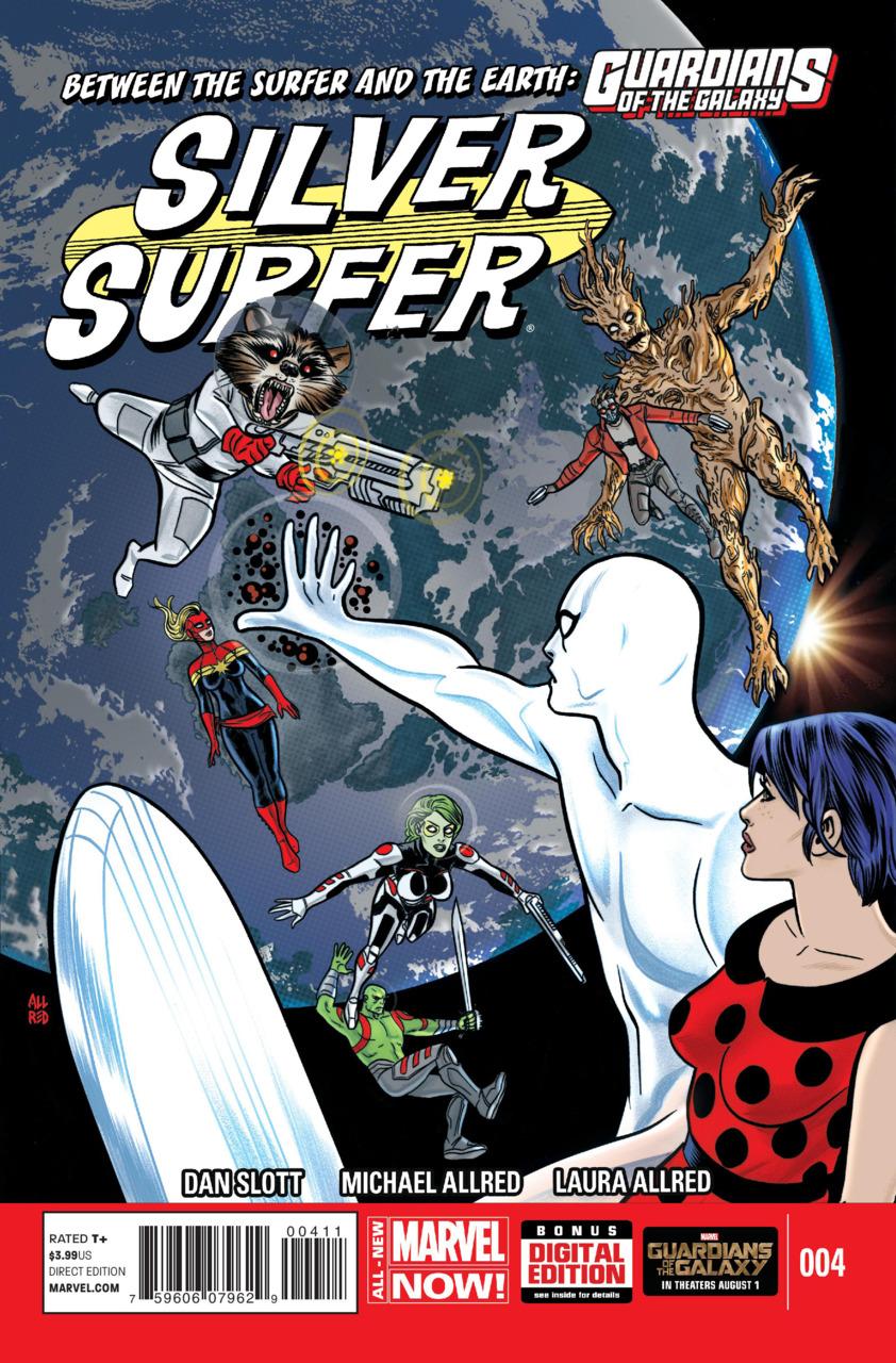 Silver Surfer Vol.7 #4