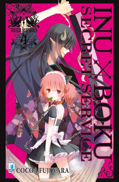 Inuboku Secret Service vol. 4