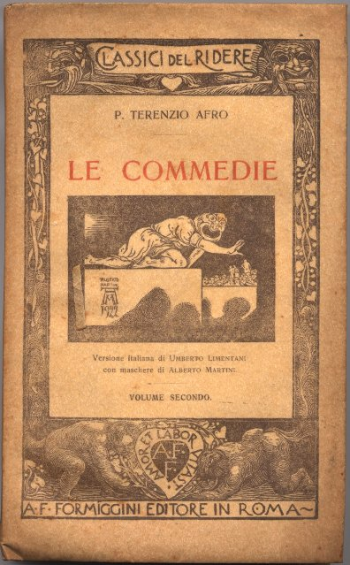 Le commedie - vol. I...