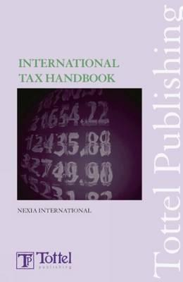 International Tax Handbook