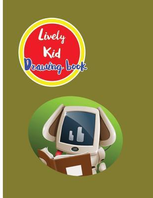 Lively Kid Drawing Book