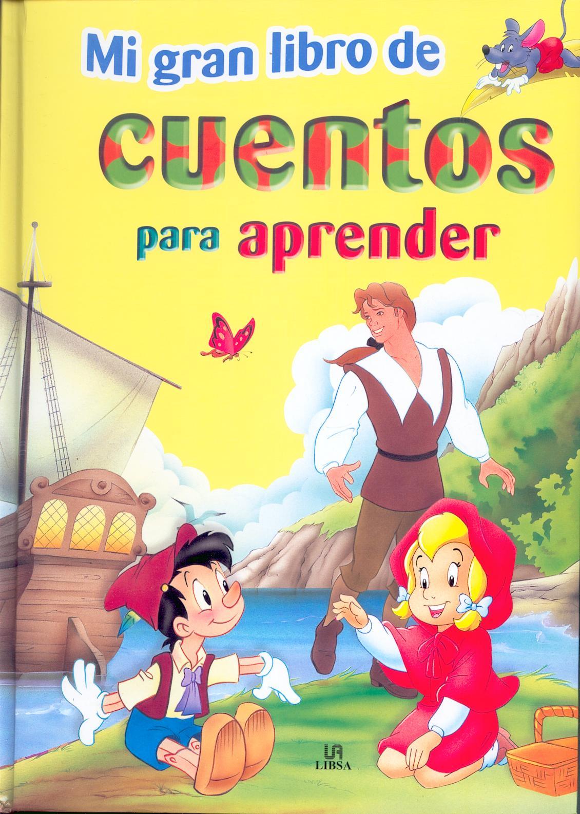 Mi gran libro de cuentos para aprender/ My Great Book of Stories To Learn