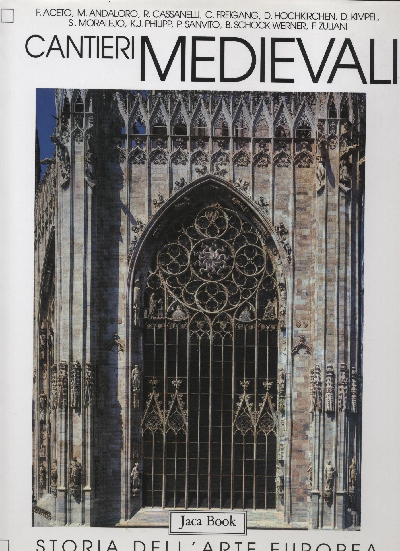 Cantieri medievali