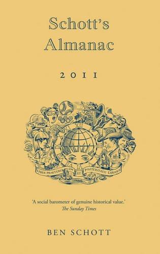 Schott's Almanac 201...