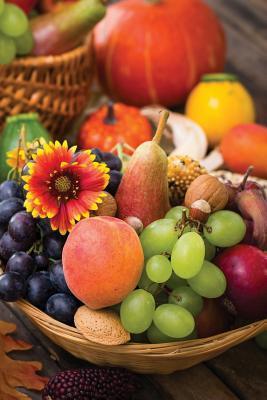 Autumn Harvest Bounty 5 Notebook