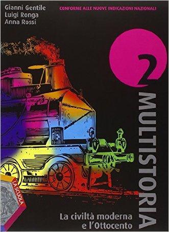 Multistoria. Per la Scuola media. Con DVD. Con e-book. Con espansione online