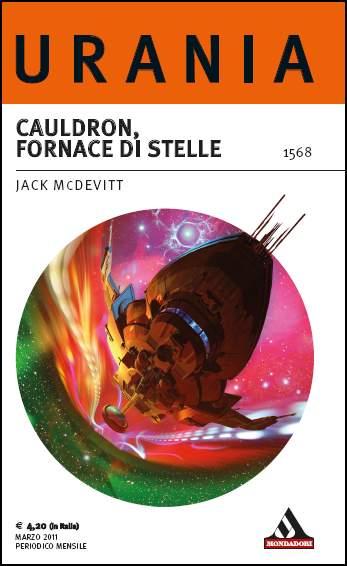 Cauldron, fornace di stelle
