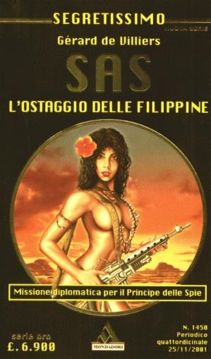 SAS: L'ostaggio delle Filippine