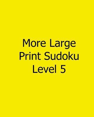 More Sudoku Level 5