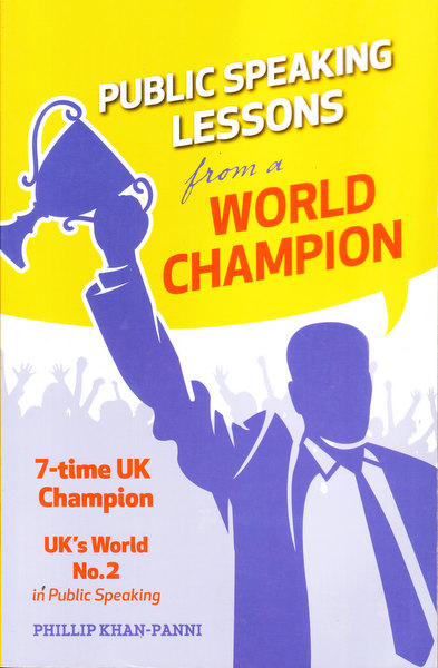 Public Speaking Lessons from a World Champion