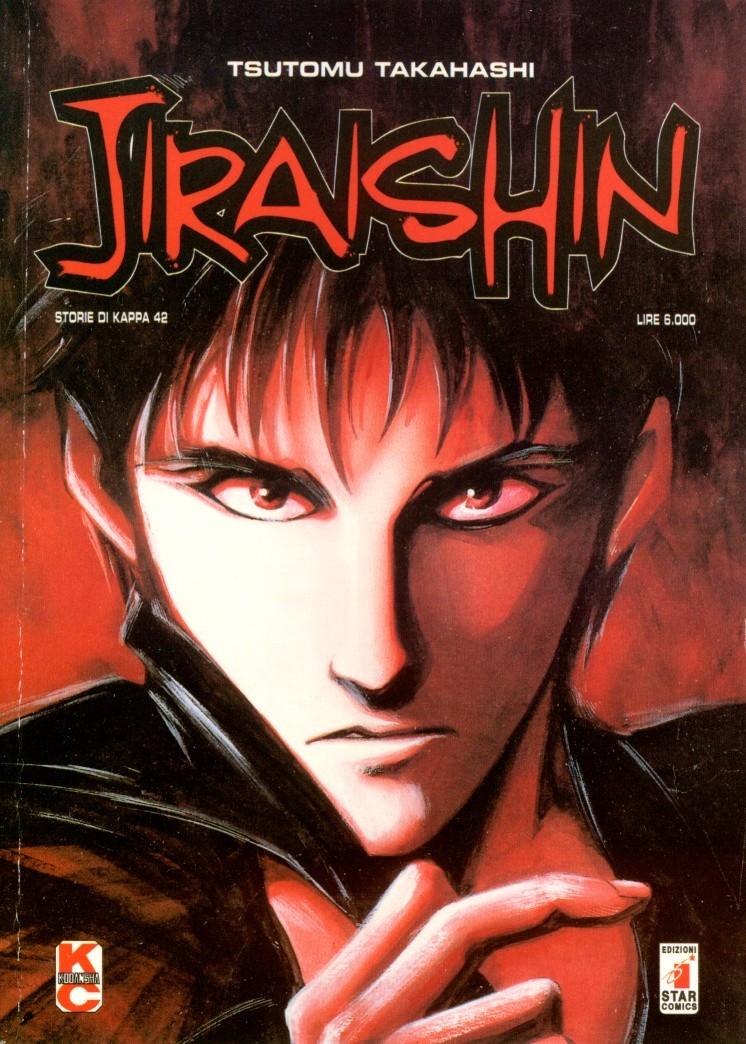 Jiraishin vol.01