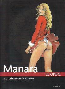 Manara - Le opere vo...
