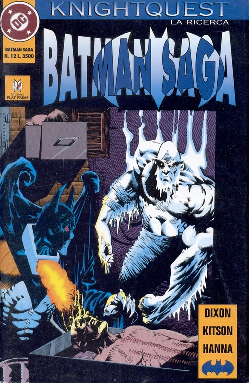 Batman Saga #12