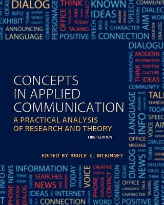 Concepts in Applied Communication