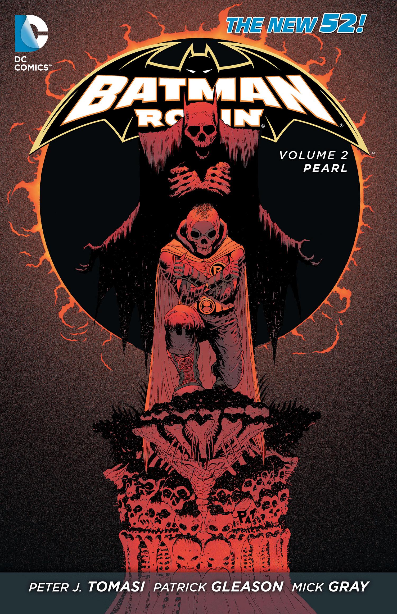 Batman and Robin, Vo...