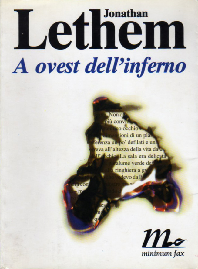 A ovest dell'inferno