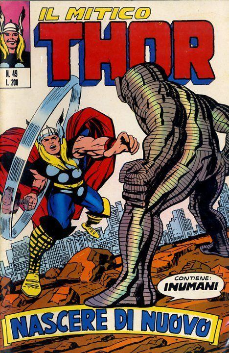 Il Mitico Thor n. 49