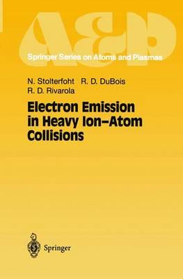 Electron Emission in Heavy Ion-atom Collisions