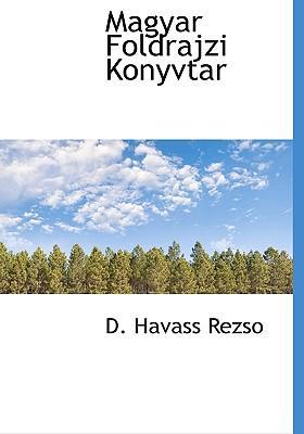 Magyar Foldrajzi Konyvtar