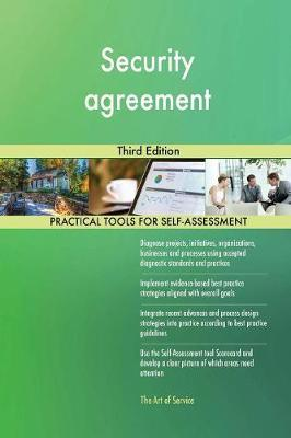 Security Agreement Third Edition