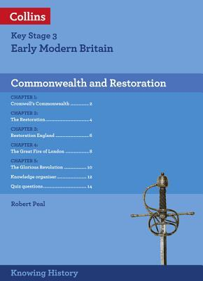 KS3 History Commonwealth and Restoration (Knowing History)